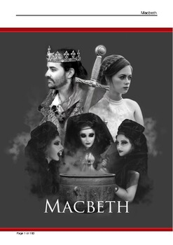 Macbeth complete pack