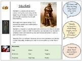 Macbeth - detailed character profiles