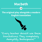 Macbeth: the Original Play Alongside a Modern English Translation