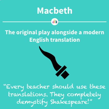 Macbeth: the Original Play Alongside a Modern English Translation