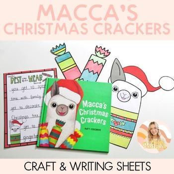 Macca's Christmas Crackers Craftivity