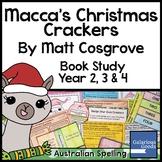 Maccas's Christmas Crackers by Matt Cosgrove - Christmas Book Study