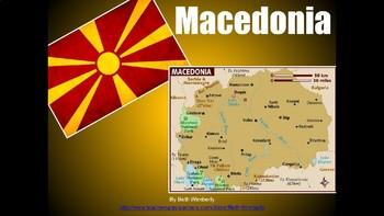 Macedonia PowerPoint