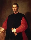 Machiavelli rubric activity