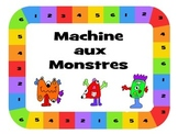 Machine aux Monstres – Monster Drawing Game – The Body Voc