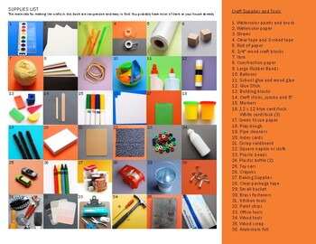 Machines and Materials Workbook Preview