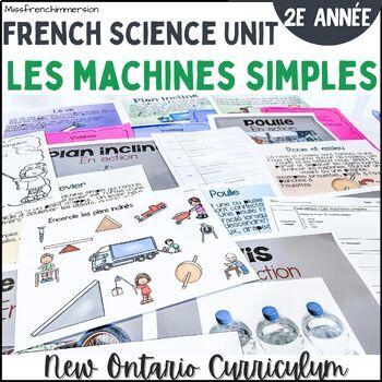 Sciences - Les machines simples
