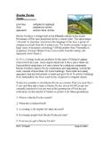 Machu Picchu Cultural Reading of Peru (English Version)