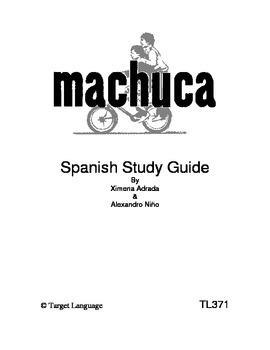 Machuca-Spanish Study Guide
