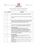Machuca - Totally Ten Spanish Choice Assessment/Activity
