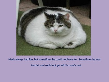 Mack The Fat Cat Short A Story