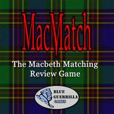 Macmatch: The Macbeth Video Game