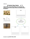 Macmillan Grade 1 Unit 2 Theme 3 - A Prairie Dog Home (Tie