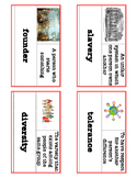 McGraw-Hill Three Worlds Meet Unit 2 Vocabulary Words with