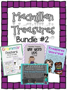 Macmillan Treasures: Bundle #2