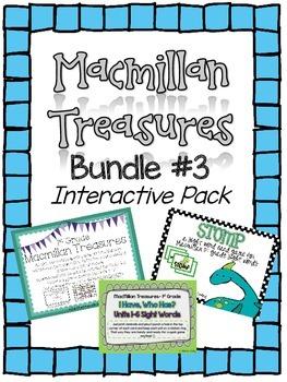 Macmillan Treasures: Bundle #3