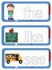 Macmillan Treasures Kindergarten Sight Words- Wikki Sticks