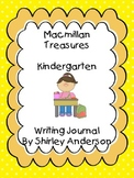 Macmillan Treasures Kindergarten Writing Journal - For the weekly stories
