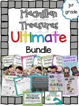 Macmillan Treasures: The ULTIMATE Bundle