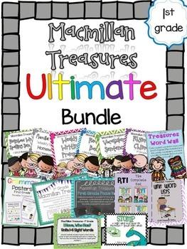 Macmillan Treasures: The ULTIMATE Bundle