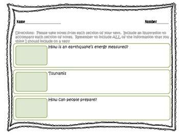Macmillan/McGraw-Hill Science, 5 Earthquakes