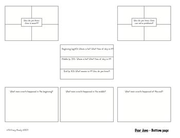 Macmillan/McGraw-Hill Treasures 3.1.2 graphic organizer
