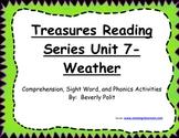 Macmillan/McGraw Hill Treasures Reading Series Weather Lit