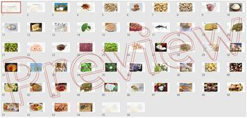 Cooking: Macro Nutrients BUNDLE carbohydrates fats proteins