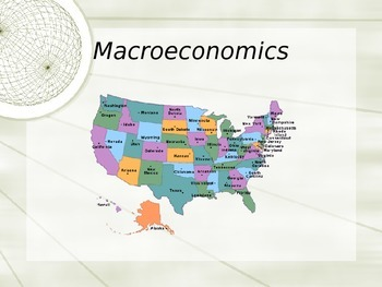 Macro V. Micro & Public/Private Goods PowerPoint Notes and Presentation