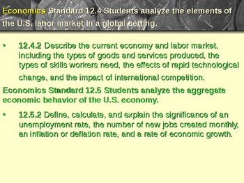 Macroeconomic Policies: Business Cycles and Fluctuations