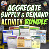 Macroeconomics - Aggregate Supply and Demand Unit Activity Bundle