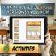 Macroeconomics - Measuring Economic Performance Unit Activ