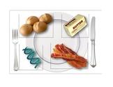 Macromolecule Biomolecule Dinner Plate Notes