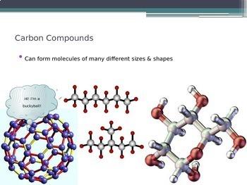 Macromolecule/Organic Molecule PowerPoint