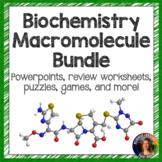 Biochemistry Macromolecules Bundle