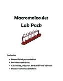 Macromolecules Lab Pack