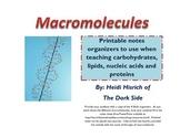Macromolecules Notes Organizers