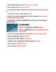 Macromolecules PPT Worksheet with KEY
