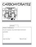Macromolecules Quick Flip Books