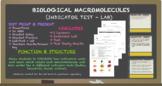 Macromolecules Unit