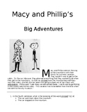 Macy and Philiip's Big Adventure, Lessons on Vocabulary an