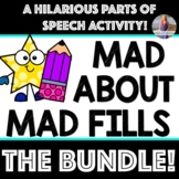 Mad About Mad Fills THE BUNDLE! {Parts of Speech Activity,
