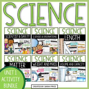 Science Interactive Notebook Basic Principles