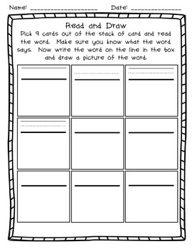Mad Dash! - A Short a Word Board Game