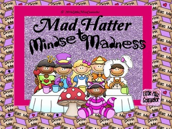 Mad Hatter Mindset Madness:  SMARTboard Fixed and Growth Mindset