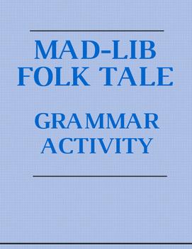 Mad-Lib Folk Tale