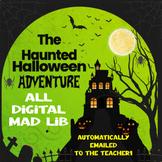 Mad Lib Haunted Halloween Adventure - Digital (Google Clas