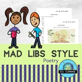 Mad-Lib-Style Poetry