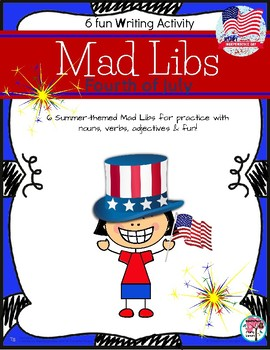 Mad Libs Fourth of July