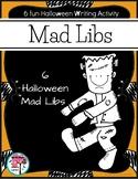 Mad Libs Halloween